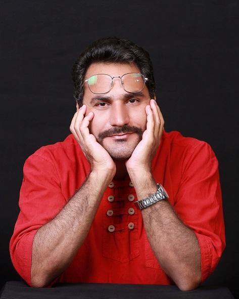 محمد پور رشیدی نویسنده و طنزپرداز